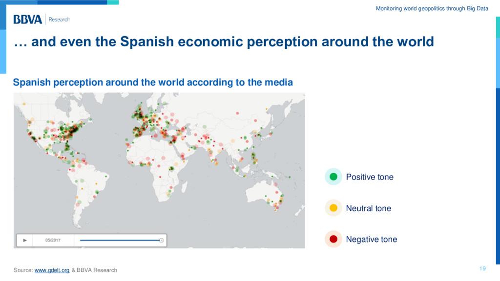 Monitoring world geopolitics through Big Data S...