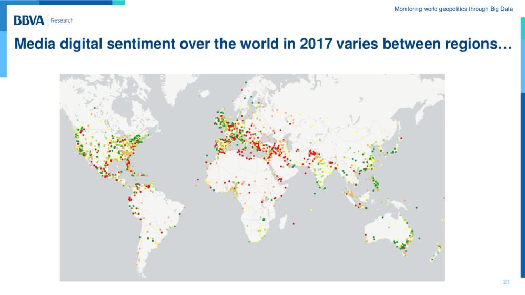 Monitoring world geopolitics through Big Data M...
