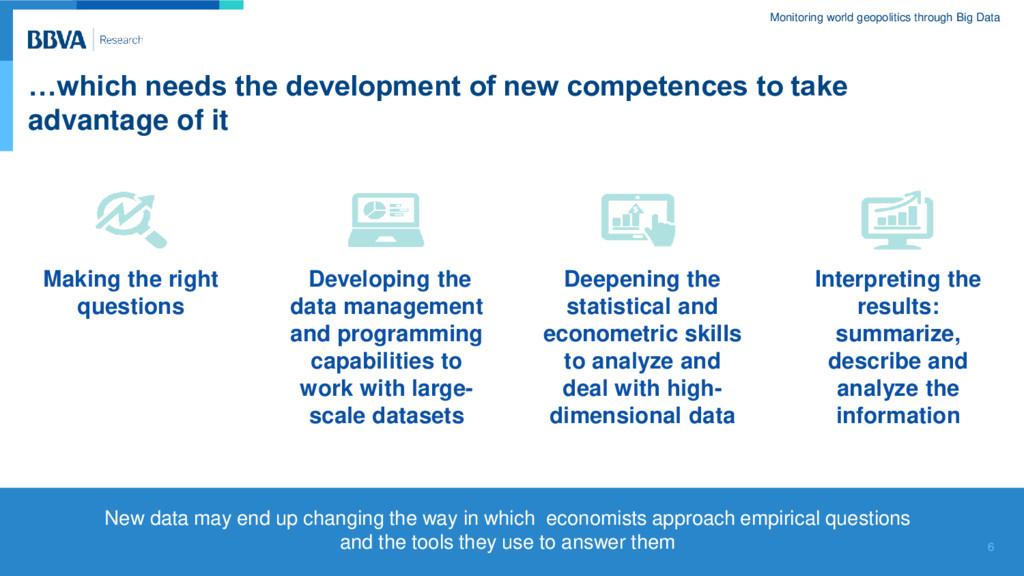 Monitoring world geopolitics through Big Data D...