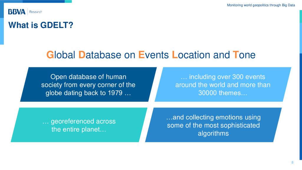 Monitoring world geopolitics through Big Data W...