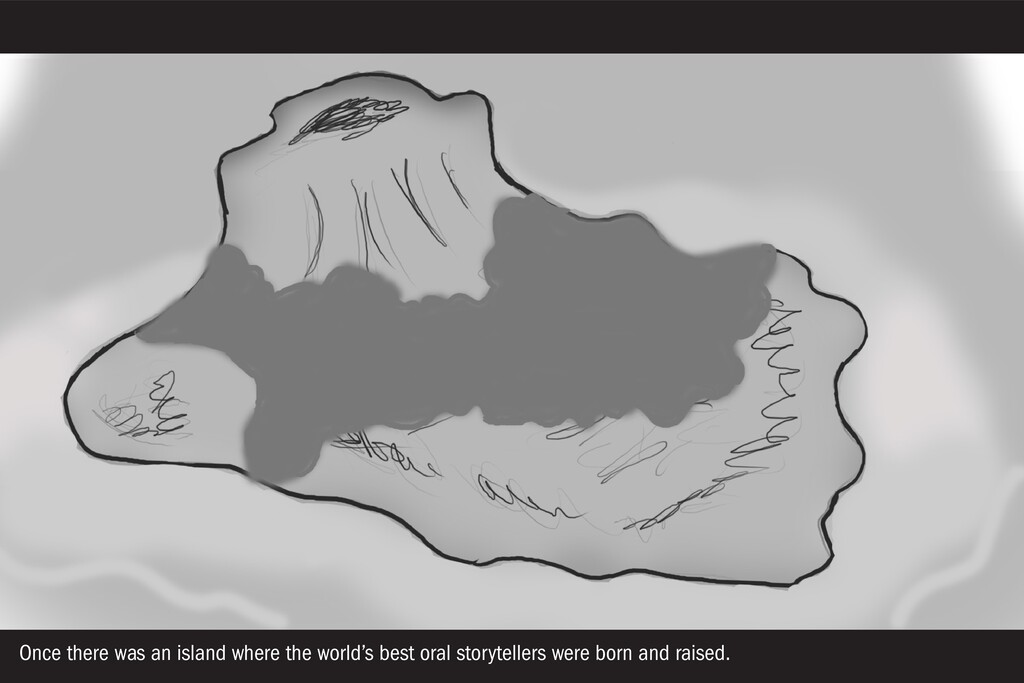 Once there was an island where the world's best...