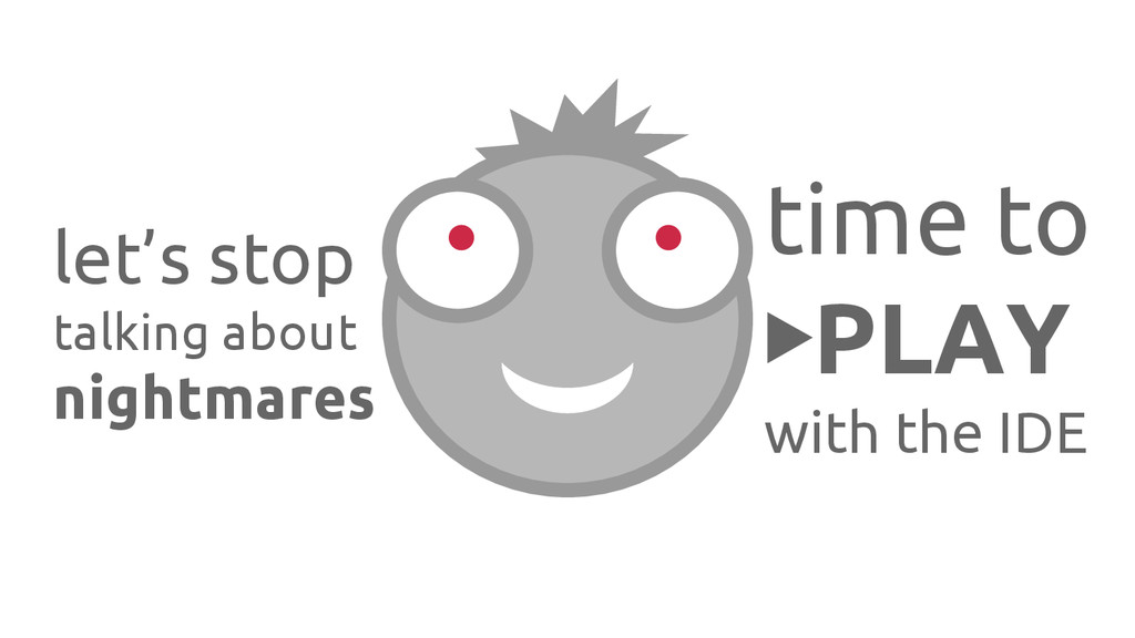 let's stop talking about nightmares time to ▶PL...