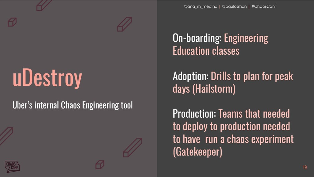 uDestroy