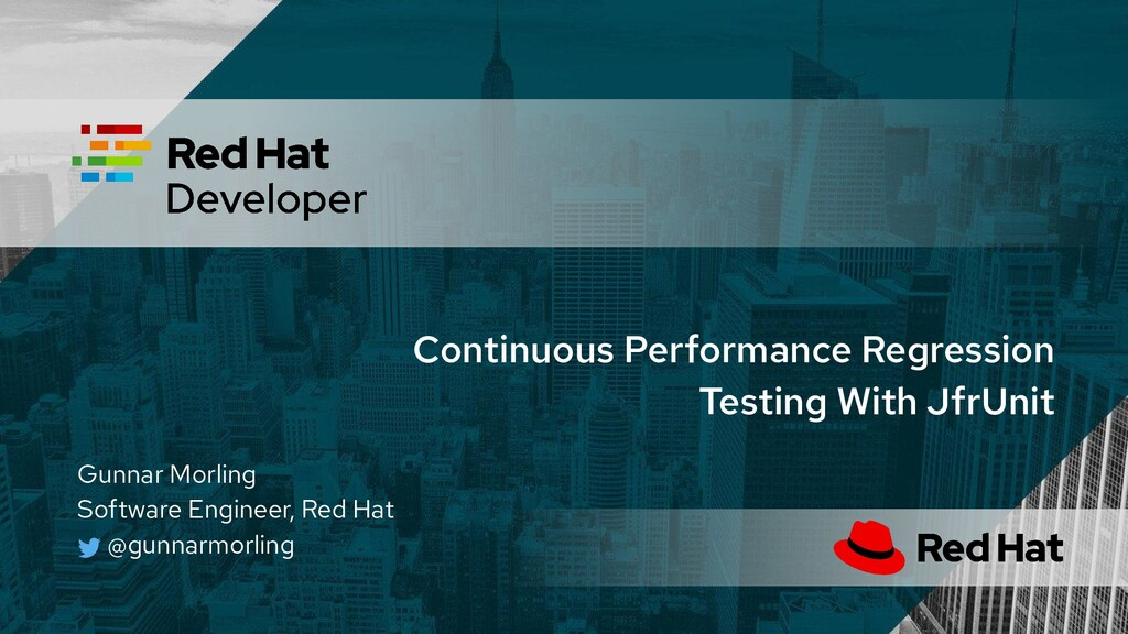 Continuous Performance Regression Testing With ...