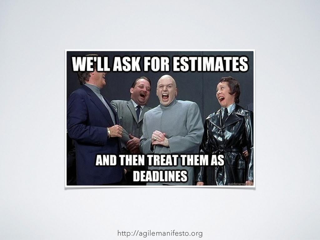 http://agilemanifesto.org