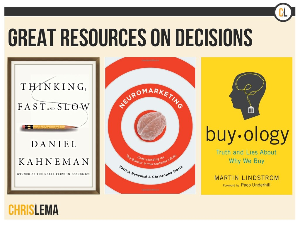 Great resources on Decisions