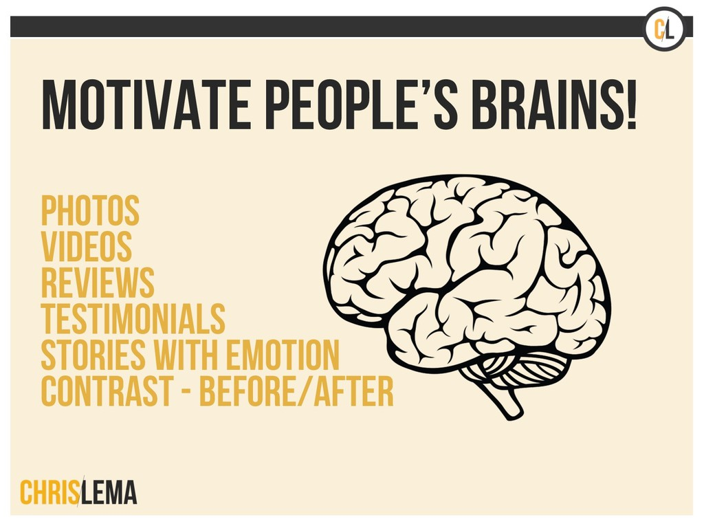 Motivate People's Brains! Photos Videos Reviews...