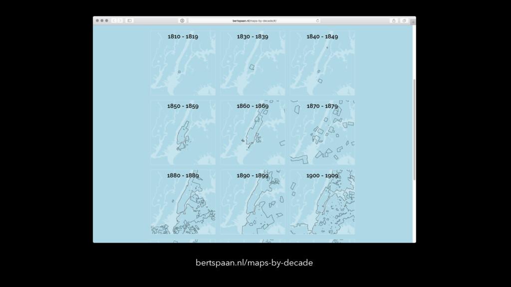 bertspaan.nl/maps-by-decade