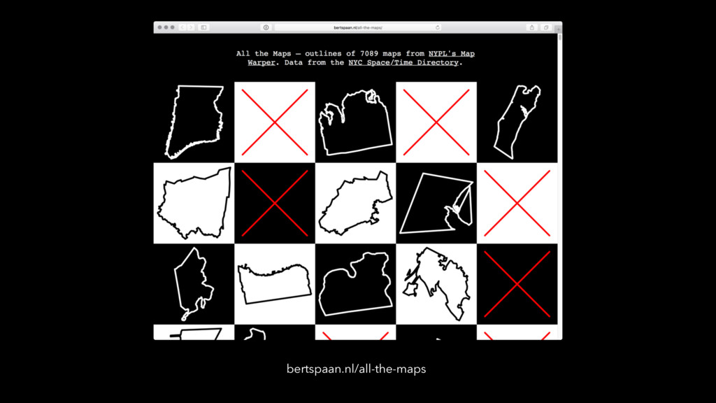 bertspaan.nl/all-the-maps