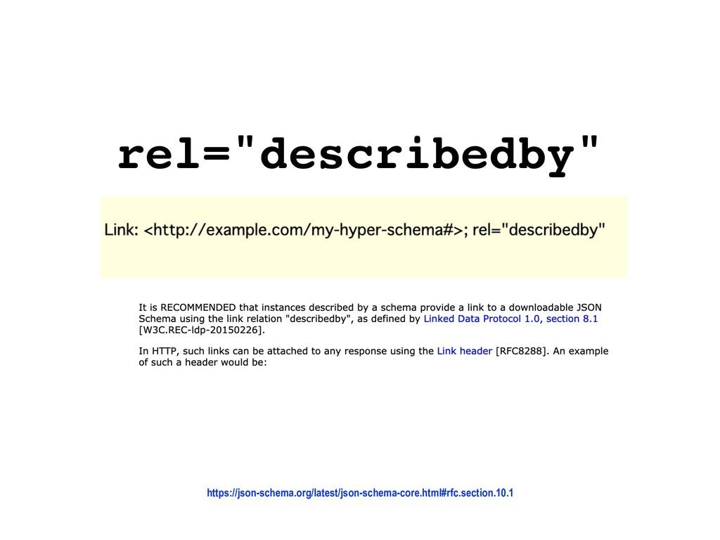 """rel=""""describedby"""" https://json-schema.org/lates..."""