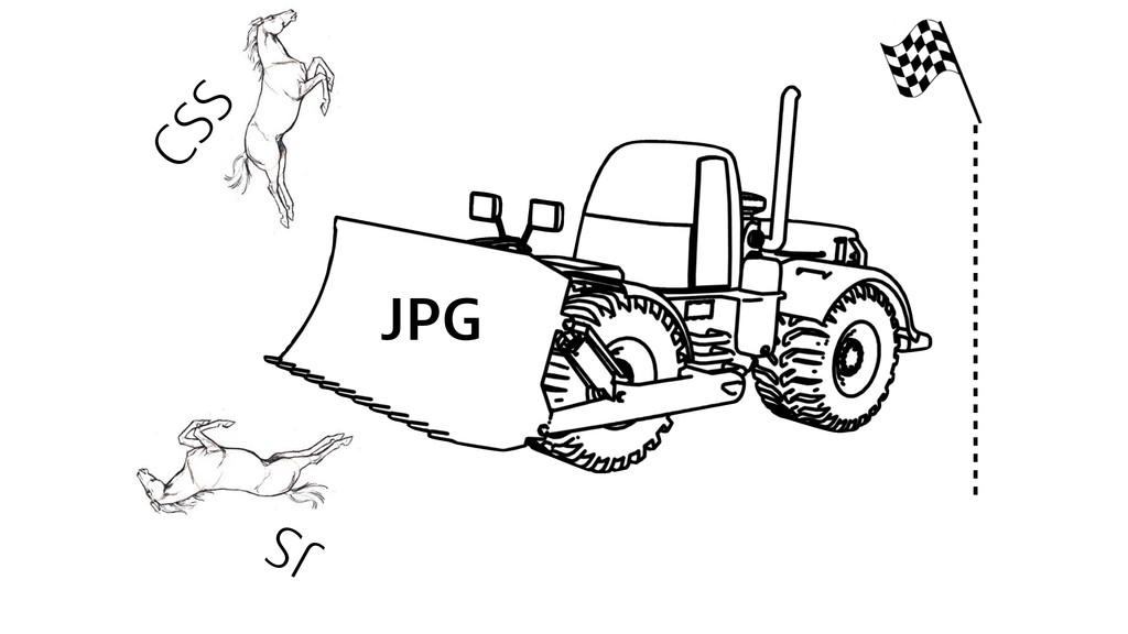 CSS JS JPG