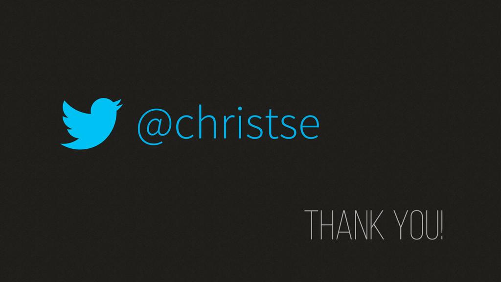 @christse Thank you!