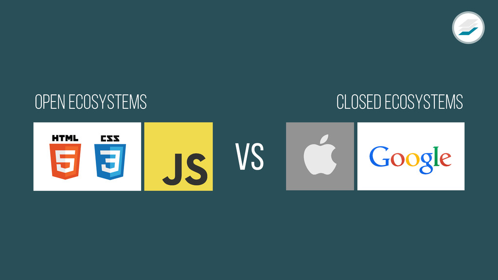 vs Open EcoSystems Closed EcoSystems