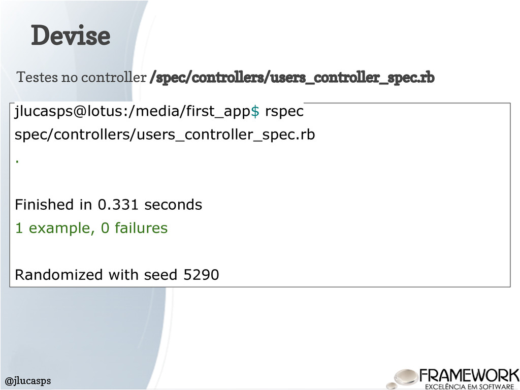 Devise @jlucasps Testes no controller /spec/con...