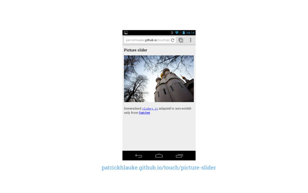 patrickhlauke.github.io/touch/picture-slider