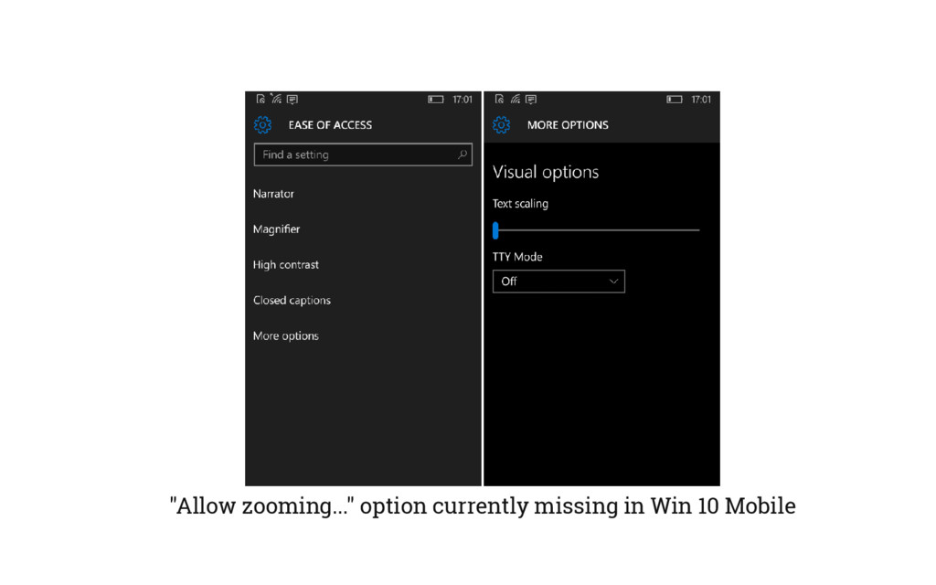 """""""Allow zooming..."""" option currently missing in ..."""