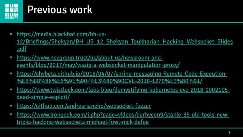 Previous work 3 ▪ https://media.blackhat.com/bh...