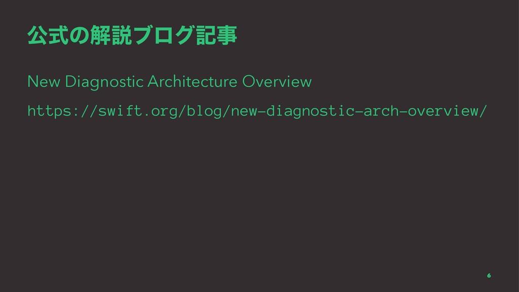 ެࣜͷղઆϒϩάه New Diagnostic Architecture Overview...