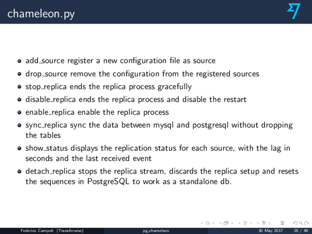 chameleon.py add source register a new configura...