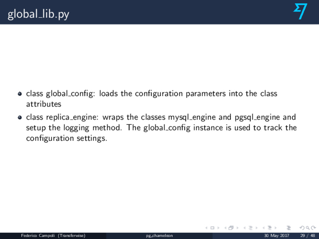 global lib.py class global config: loads the con...