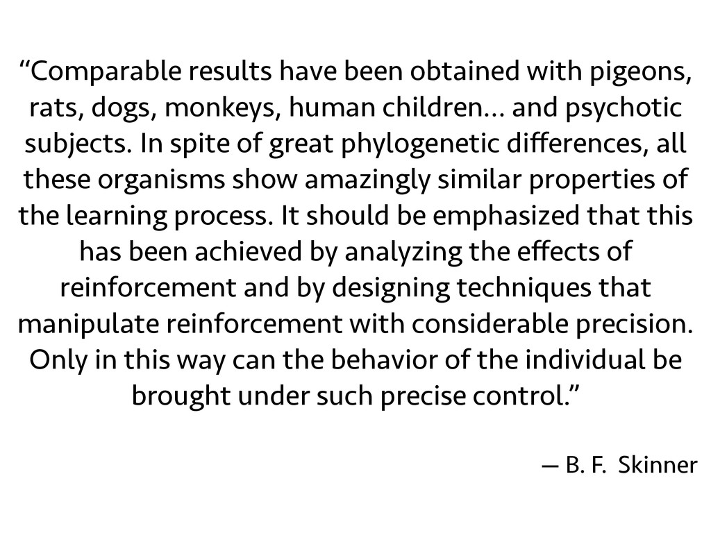 """""""Comparable results have been obtained with pig..."""