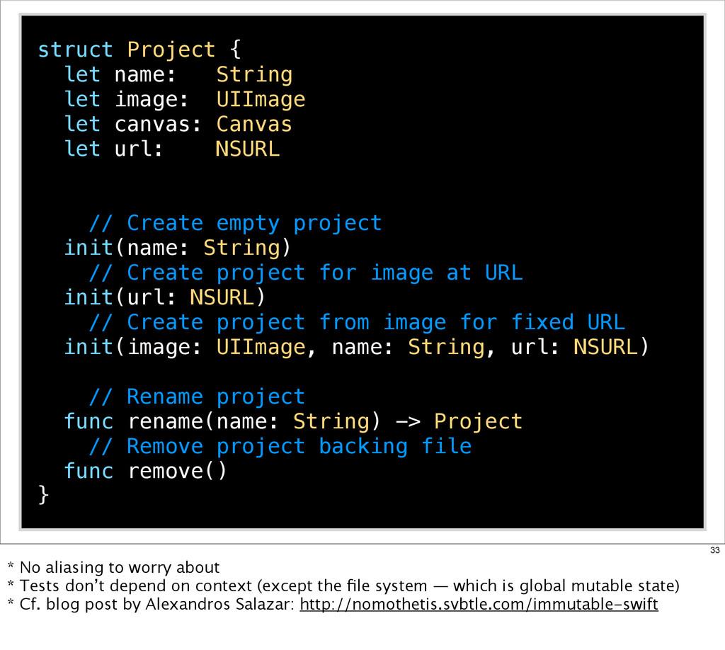 struct Project { let name: String let image: UI...