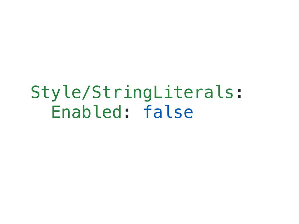 Style/StringLiterals: Enabled: false