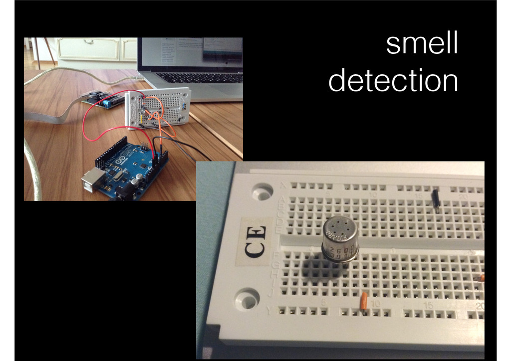 smell detection