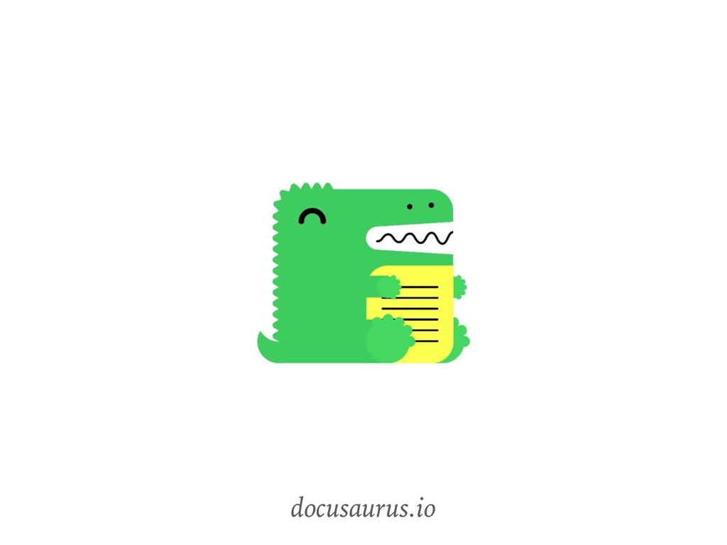 docusaurus.io