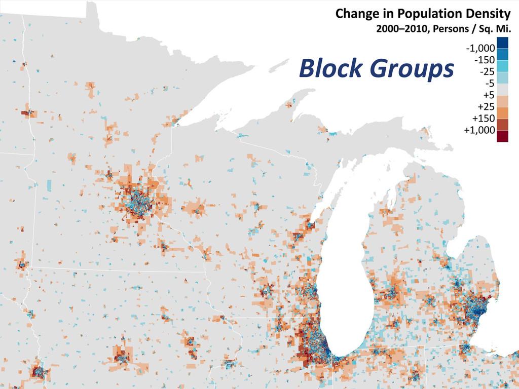 Block Groups