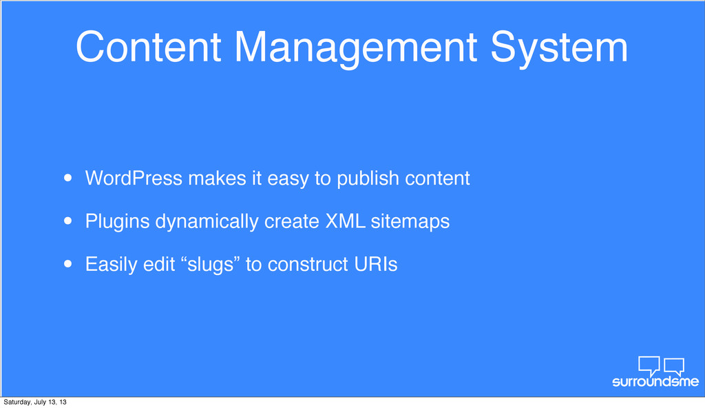 Content Management System • Keep your website c...