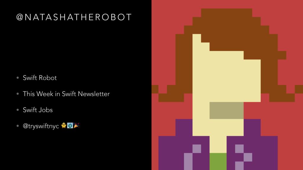 @ N ATA S H AT H E R O B O T • Swift Robot • Th...