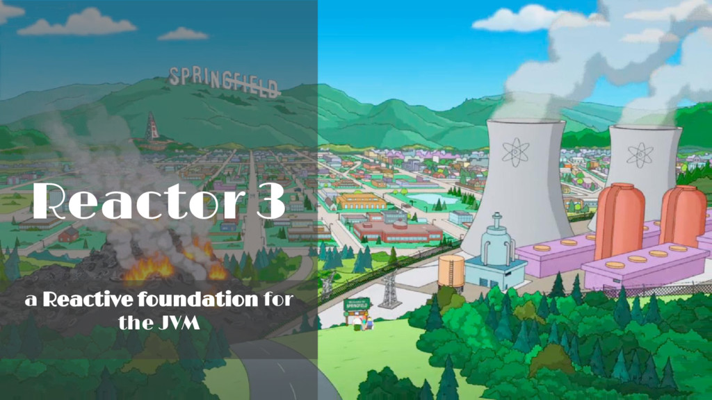 Reactor 3 a Reactive foundation for the JVM