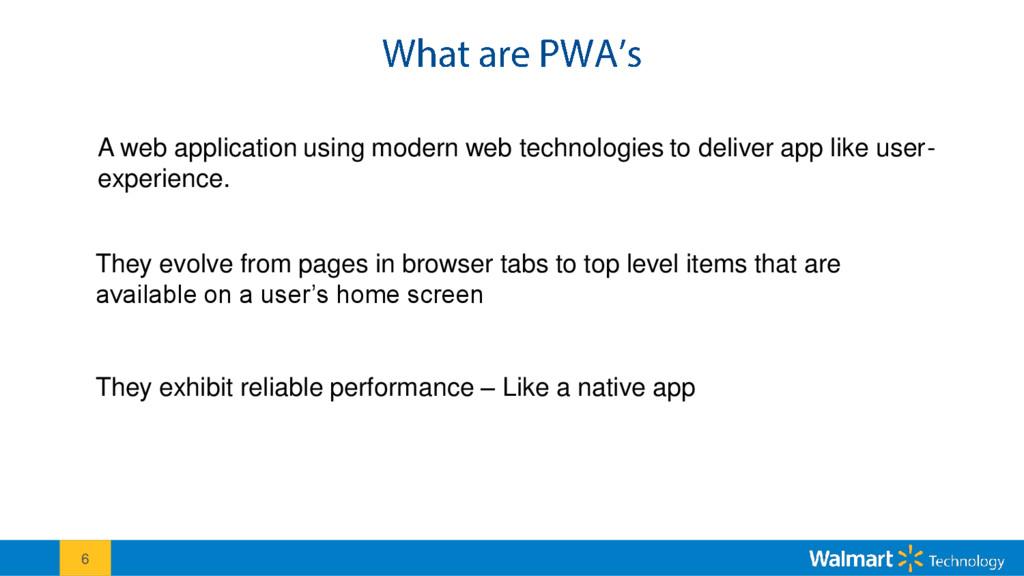 6 A web application using modern web technologi...