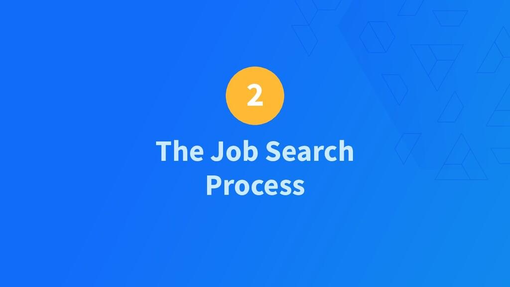 2 The Job Search Process