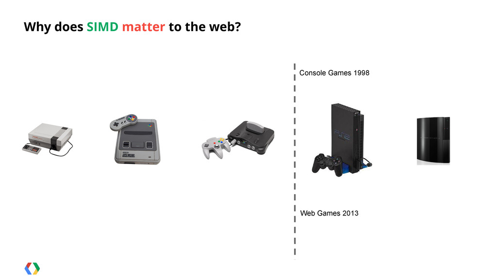 Why does SIMD matter to the web? Console Games ...
