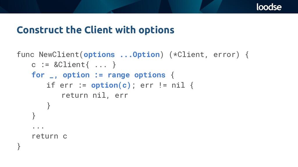 func NewClient(options ...Option) (*Client, err...