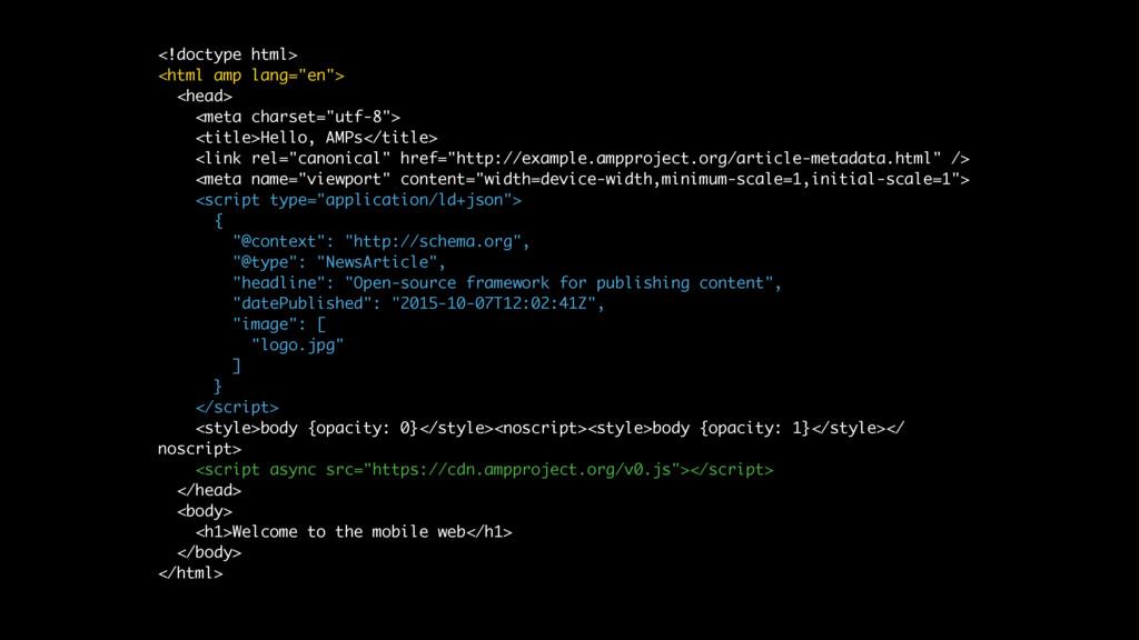 """<!doctype html> <html amp lang=""""en""""> <head> <me..."""