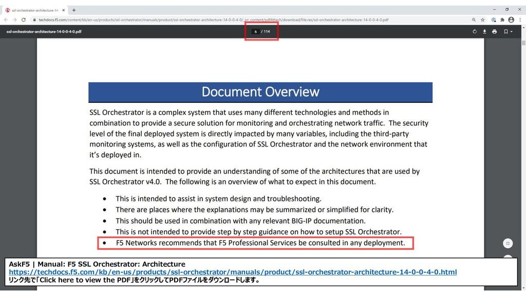 192 AskF5 | Manual: F5 SSL Orchestrator: Archit...
