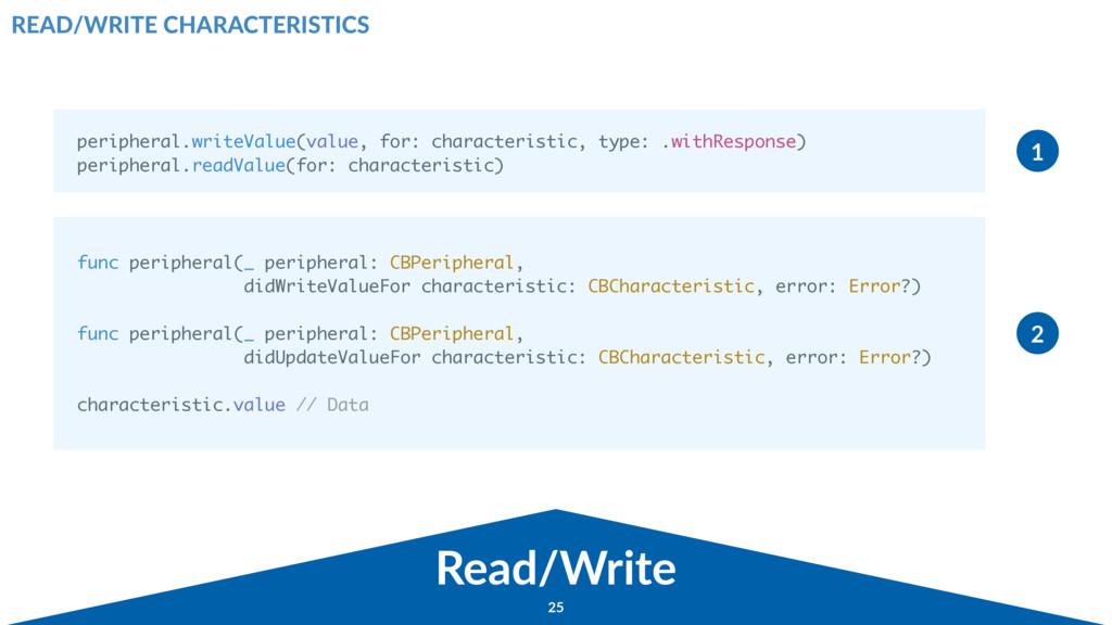 peripheral.writeValue(value, for: characteristi...