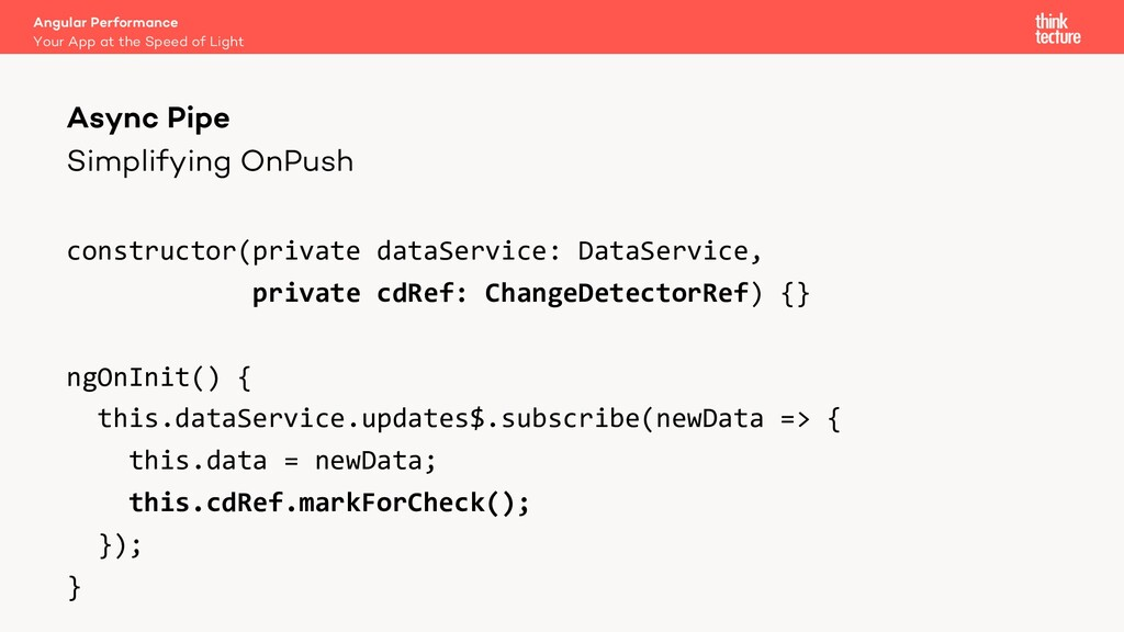 Simplifying OnPush constructor(private dataServ...