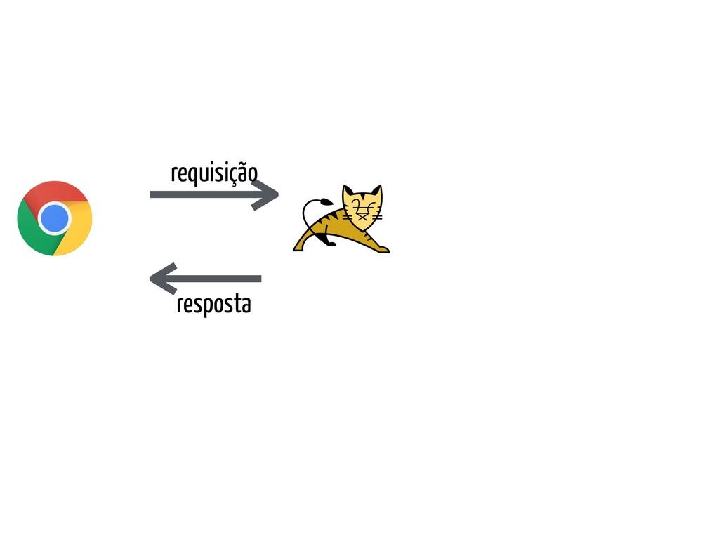 requisição resposta