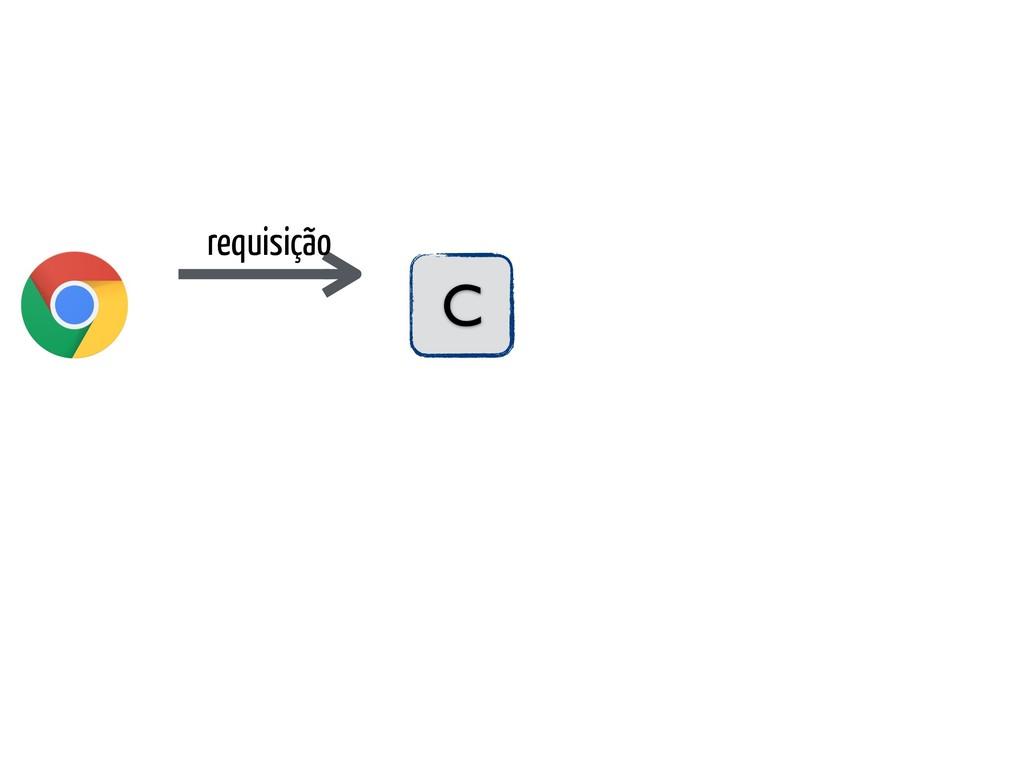 requisição C