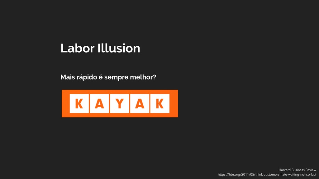 Labor Illusion Harvard Business Review https://...