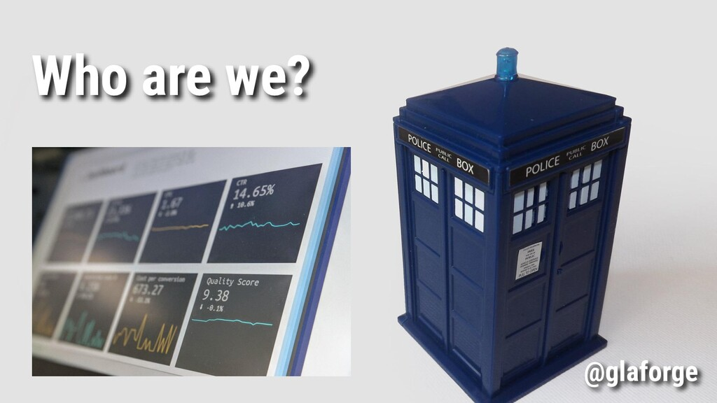 Who are we? @glaforge