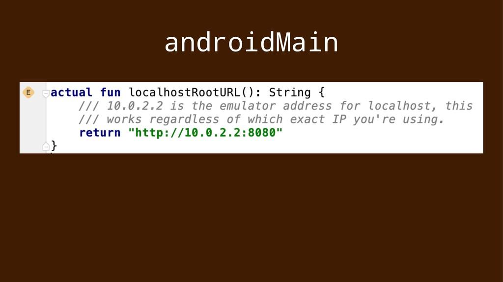 androidMain