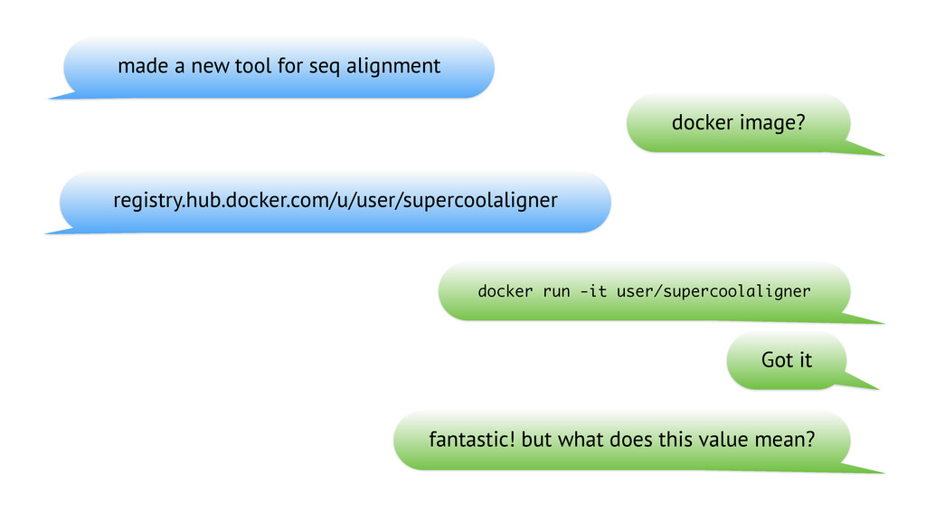 made a new tool for seq alignment docker image?...