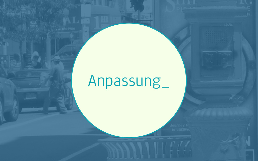 Anpassung_