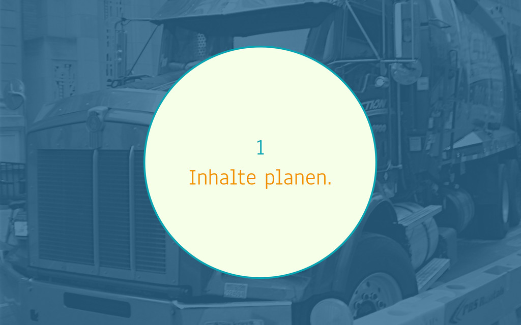 1 Inhalte planen.