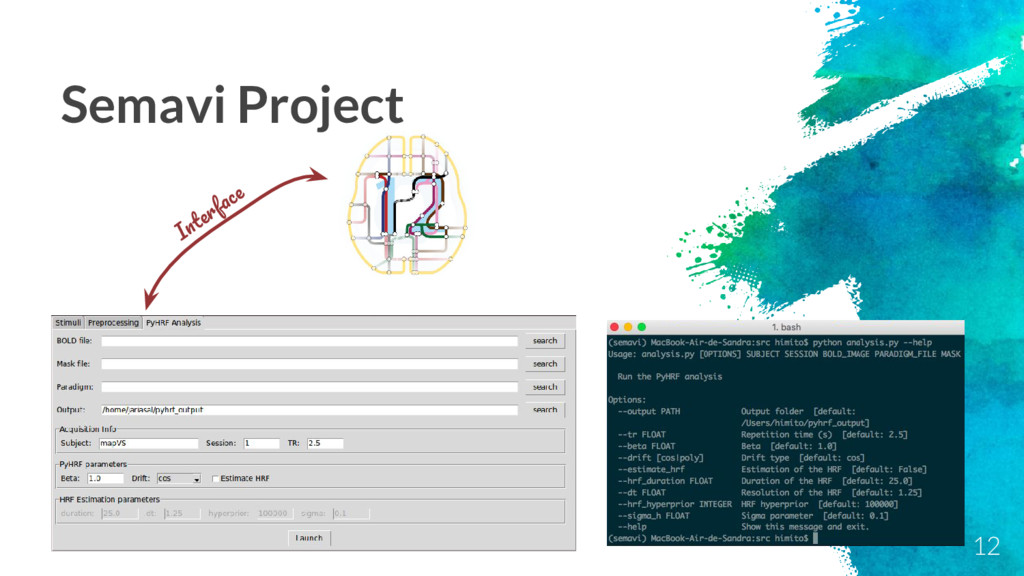 Semavi Project 12 I f